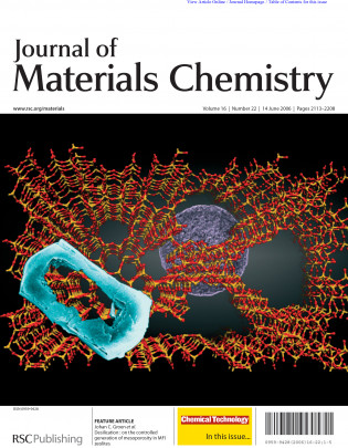Journal of Materials Chemistry, 2006