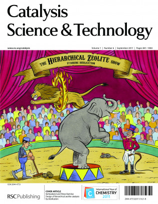 Catalysis Science and Technology, 2012