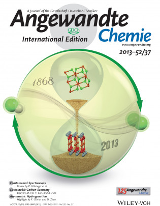 Angewandte Chemie International Edition, 2013