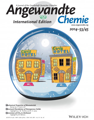 Angewandte Chemie International Edition, 2014