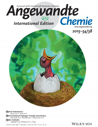 Angewandte Chemie International Edition, 2015