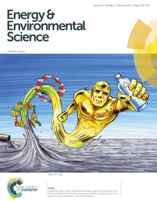 Energy and Environmental Science, 2015