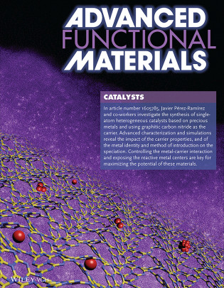 Advanced Functional Materials, 2017